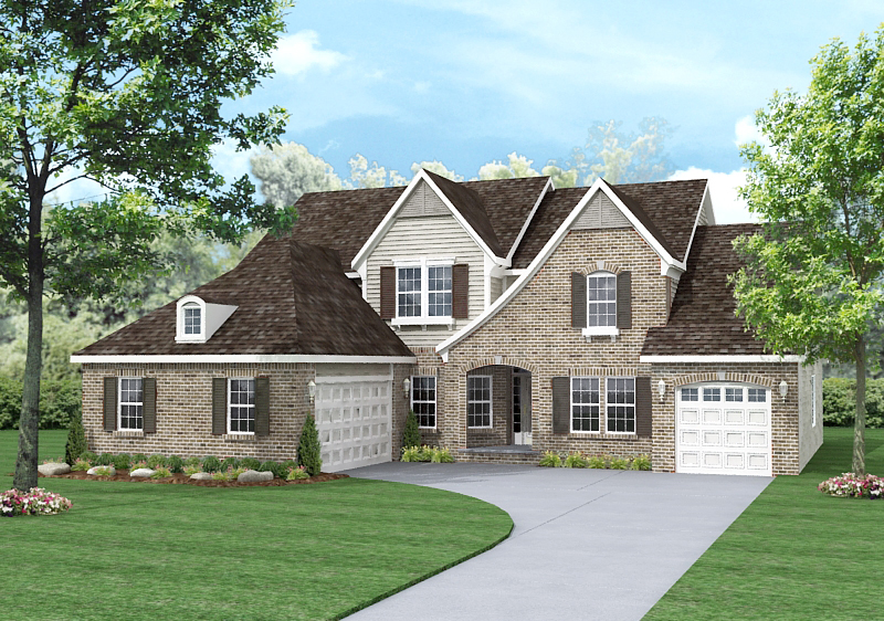 Houses 4 sale macomb mi 2 story for House plans michigan
