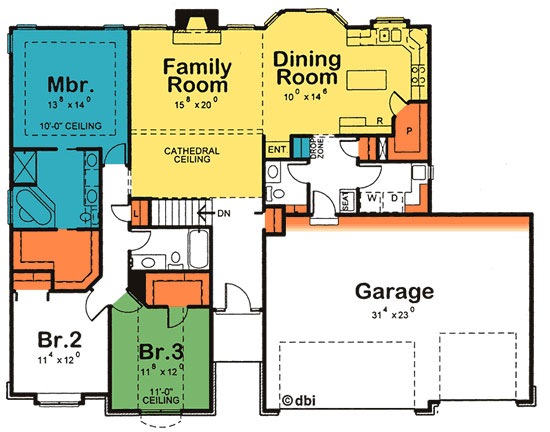 Houses 4 sale macomb mi ranches for Heartland homes floor plans